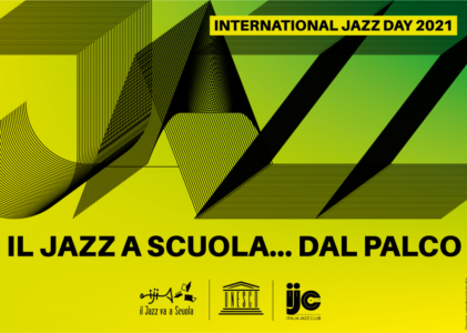Il Jazz a scuola… dal palco